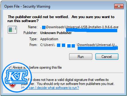 usb-installer-run-as-administrator