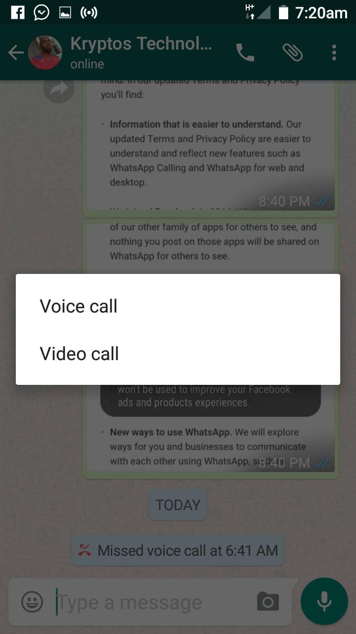 whatsapp-video-calling-option