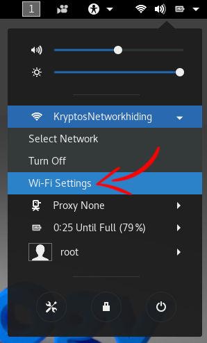 find ip address linux computer