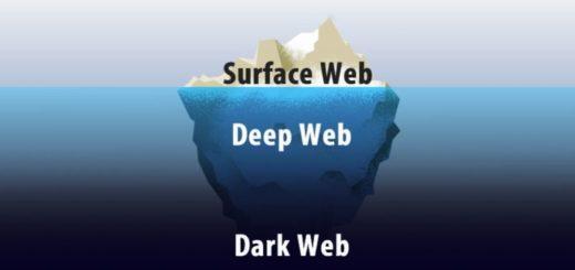 difference surface web deep web dark web