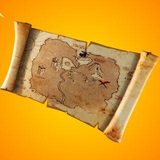 fortnite new treasure maps how it works