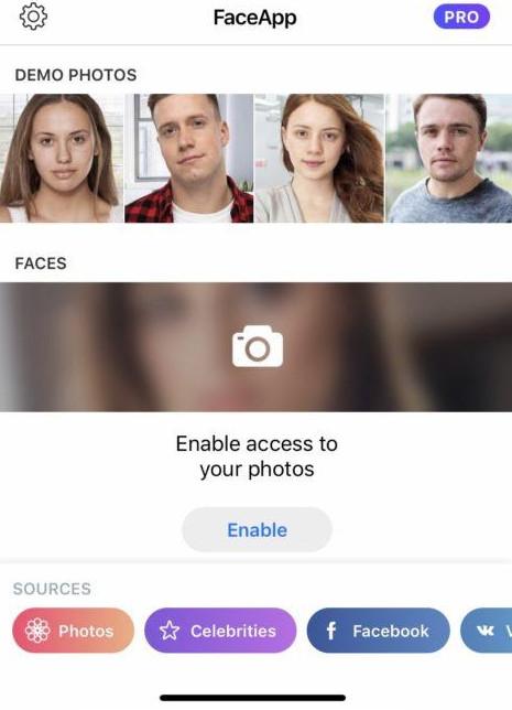 FaceApp Viral Aging App