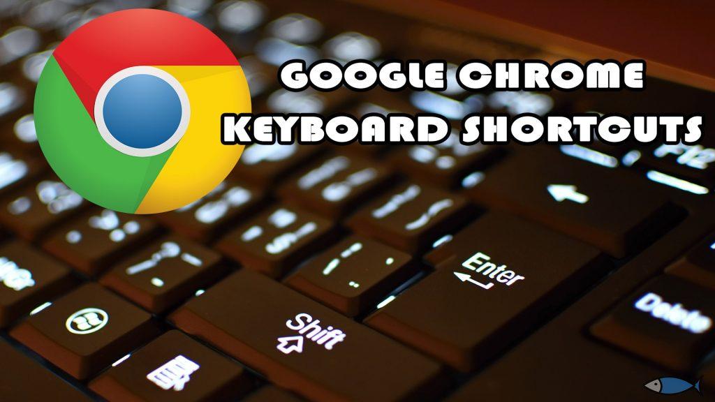 11 keyboard shortcuts for google chrome